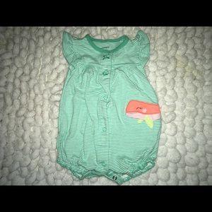 Carters onesie!!
